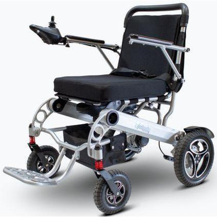 EWheels EW-M43 Electric Folding Power Wheelchair
