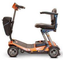 Load image into Gallery viewer, E-Wheels EW-REMO Auto-Flex Folding Travel Four Wheel Electric Scooter--Ride and Go Electrics