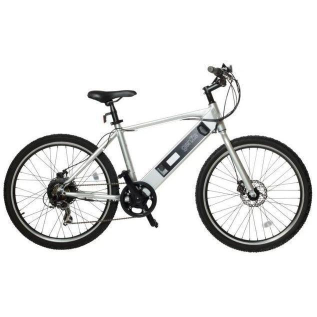 GenZe E101 Sport Silver 350 Watts Electric Bike
