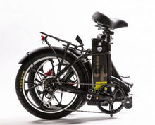 Load image into Gallery viewer, folded 2021 City Premium Folding Electric Bike (black)