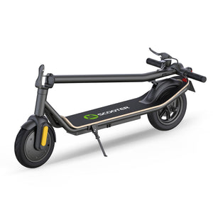 folded Megawheels S11X Electric Scooter