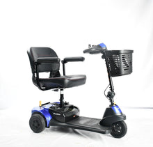 Load image into Gallery viewer, Merits Roadster 3 S731A 3-Wheel Scooter (blue)