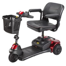Load image into Gallery viewer, Merits Roadster 3 S731A 3-Wheel Scooter (red)