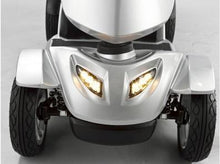 Load image into Gallery viewer, Merits Silverado 4-Wheel Full Suspension Electric Scooter S941A headlights