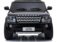 Load image into Gallery viewer, Mini Moto Land Rover Discovery black
