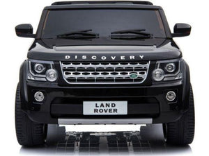 Mini Moto Land Rover Discovery black
