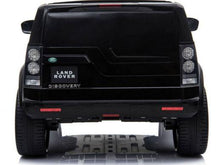 Load image into Gallery viewer, Mini Moto Land Rover Discovery 12v black