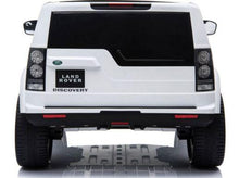 Load image into Gallery viewer, Mini Moto Land Rover Discovery 12v Ride-on truck white