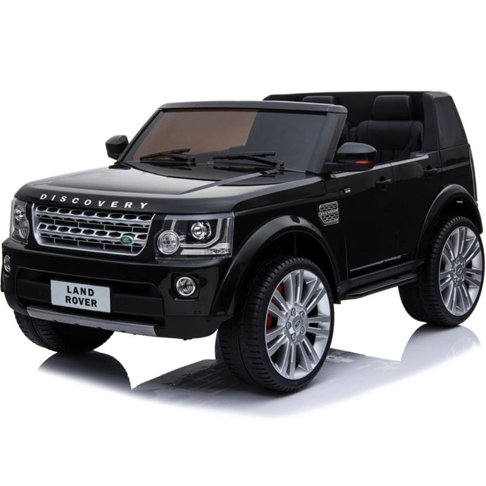 Mini Moto Land Rover Discovery 12v black