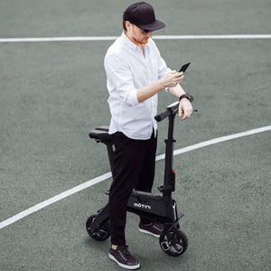 Motini Nano 36v 250w Lithium Electric Scooter-Ride and Go Electrics