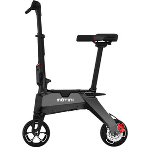 Motini Nano 36v 250w Lithium Electric Scooter-Black-Ride and Go Electrics