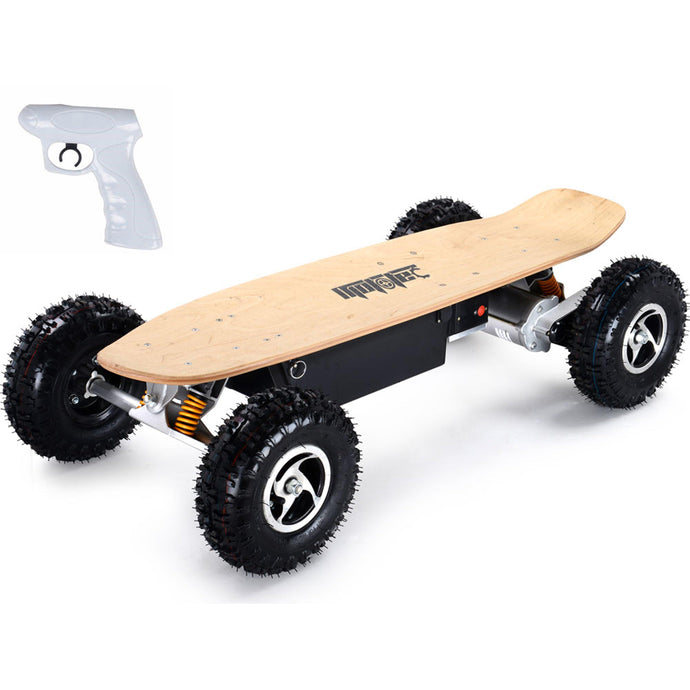 MotoTec 1600w Dirt Electric Skateboard-Ride and Go Electrics