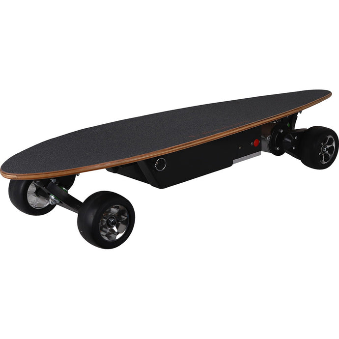 MotoTec 400w Street Electric Skateboard-Ride and Go Electrics