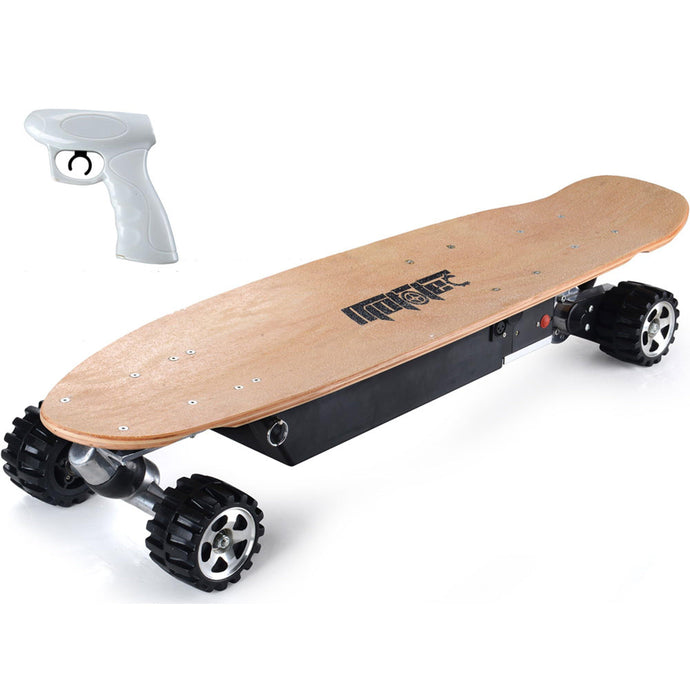 MotoTec 600w Street Electric Skateboard-Ride and Go Electrics