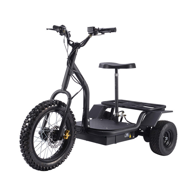 MotoTec Electric Trike 48v 1200w-Ride and Go Electrics