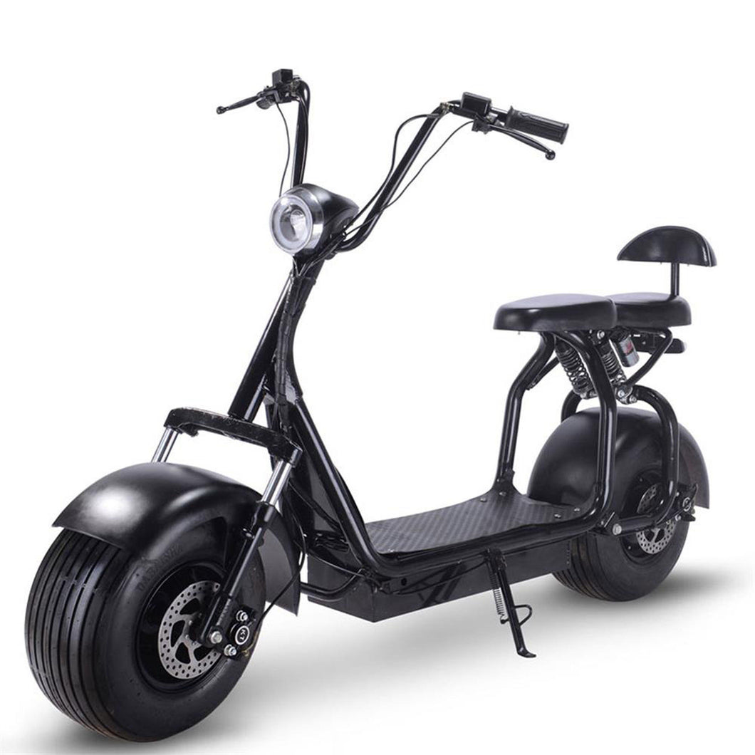 MotoTec Knockout 48v 1000w Electric Scooter-Ride and Go Electrics