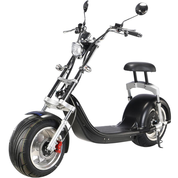 MotoTec Knockout 60v 2500w Lithium Electric Scooter