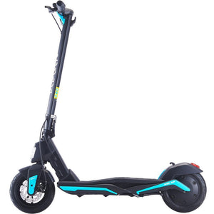 MotoTec Mad Air 36v 10ah 350w Lithium Electric Scooter-Grey-Ride and Go Electrics