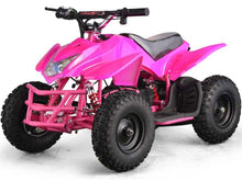 Load image into Gallery viewer, MotoTec Mini Quad v5-Pink-Ride and Go Electrics
