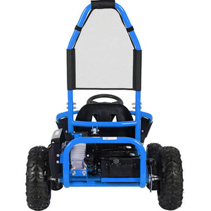 MotoTec Mud Monster 48v 1000w Electric Kids Off Road Go Kart--Ride and Go Electrics