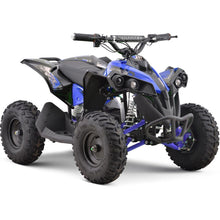 Load image into Gallery viewer, MotoTec Renegade Pro ATV 36v-Blue-Ride and Go Electrics