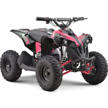 Load image into Gallery viewer, MotoTec Renegade Pro ATV 36v-Pink-Ride and Go Electrics
