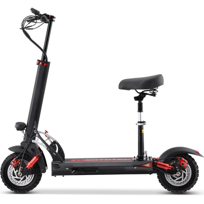 MotoTec Thor 60v 2400w Folding Electric Scooter