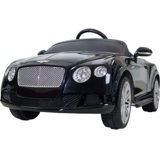 Rastar Bentley GTC 12v Electric Ride-On Car black