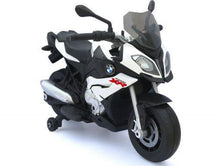 Load image into Gallery viewer, Rastar BMW S1000XR Kids Electric Motorcycle white