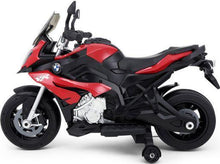 Load image into Gallery viewer, Rastar BMW S1000XR Kids Electric Motorcycle red