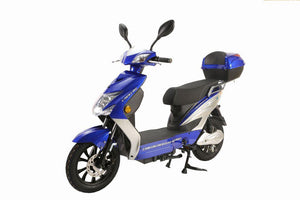 X-treme Cabo Cruiser Elite Max 60V Electric Scooter (blue)