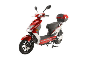 X-treme Cabo Cruiser Elite Max 60V Electric Scooter (burgundy)