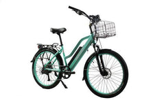 Load image into Gallery viewer, X-Treme Catalina 48 Volt Step-Through Electric Beach Cruiser Bike
