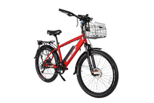 Load image into Gallery viewer, X-Treme Laguna Beach Cruiser 48V Electric Bike (metallic red)
