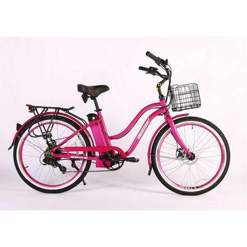 X-Treme Malibu Elite Max 36 Volt Step-Through Electric Beach Cruiser Bike