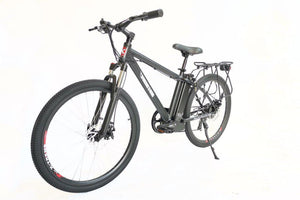 X-Treme TM-36 Electric Mountain Bike (black)