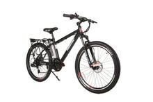 Load image into Gallery viewer, X-Treme Trail Maker Elite 24V Electric Mountain Bike (black)