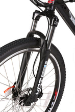 Load image into Gallery viewer, X-Treme Trail Maker Elite 24V Electric Mountain Bike fork