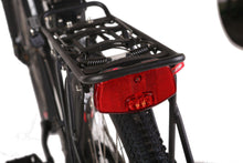 Load image into Gallery viewer, X-Treme Trail Maker Elite 24V Electric Mountain Bike rear rack & reflector