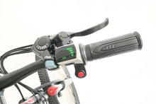 Load image into Gallery viewer, X-Treme XC-36 Electric Folding Mountain Bicycle handle bar and controls