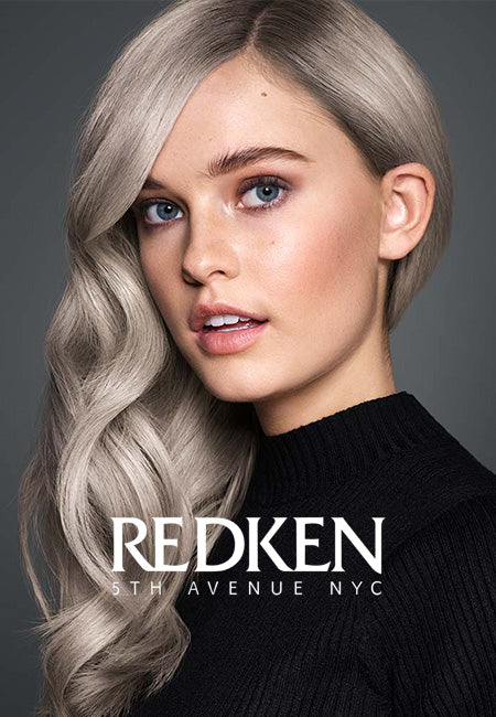 Redken Editorial Image for Bixie Colour