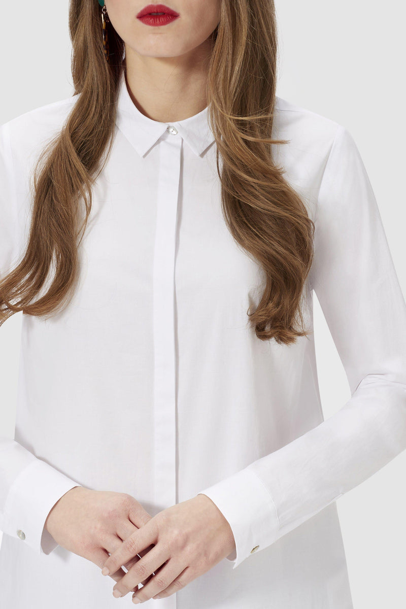 Extended Classic Blouse