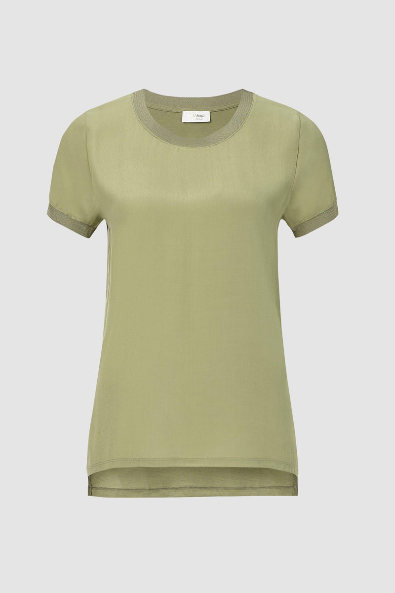 Finely structured basic top