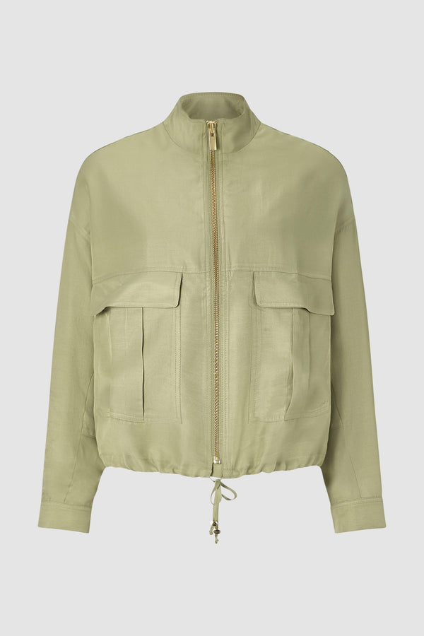 Safari-look jacket