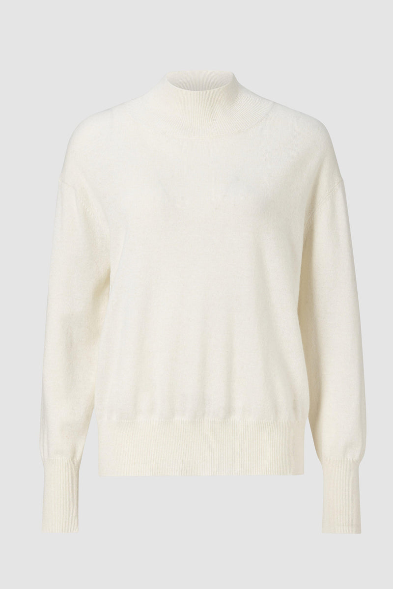 Rich & Royal - Casual knitted jumper - bust