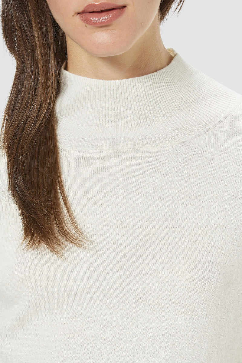 Rich & Royal - Casual knitted jumper - detail view