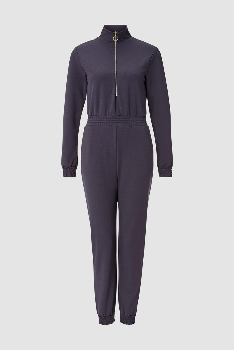 Rich & Royal - Jumpsuit with zip fastening - bust