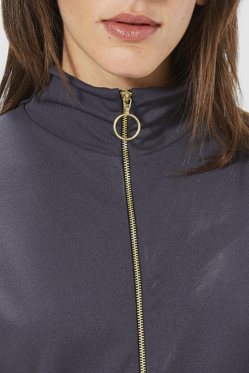 Rich & Royal - Jumpsuit with zip fastening - detail view