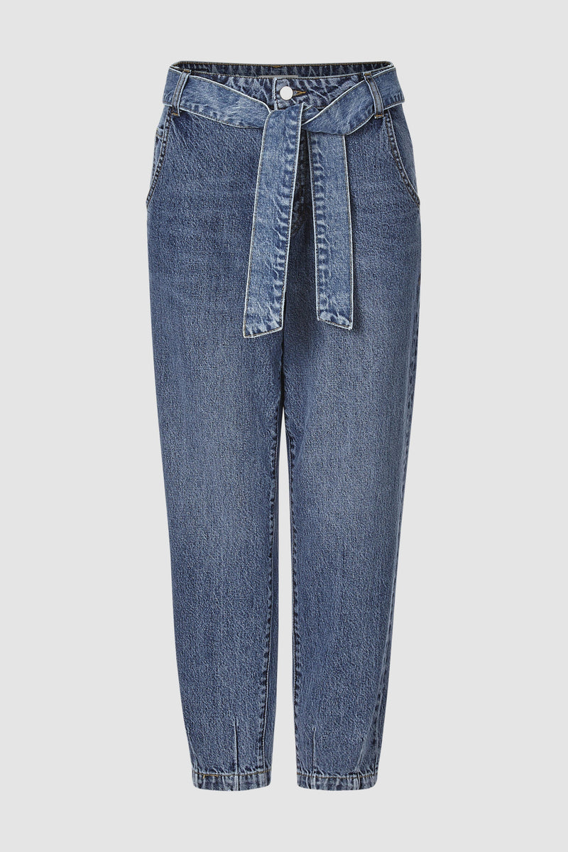 Rich & Royal - Tapered jeans - bust