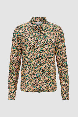 Rich & Royal - Floral blouse - bust